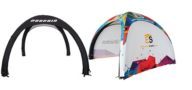 inflatable tent-2