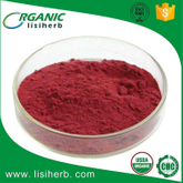 2017 Chinese natural herbal blueberry extract anthocyanins
