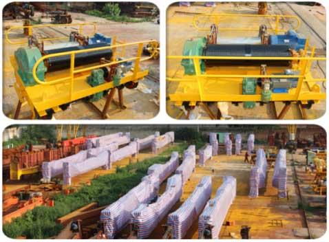 13 комплекта Overhead Cranes Ready на Delivery 1