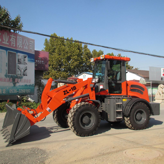 wheel loader ZL18