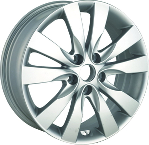 W1254 kia Replica Alloy Wheel / Wheel Rim
