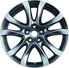 W0756 mazda Replica Alloy Wheel / Wheel Rim