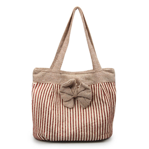 Designer Women Fashion Handmade Cotton Jute Tote