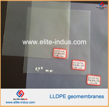Textured Surface LLDPE Geomembrane