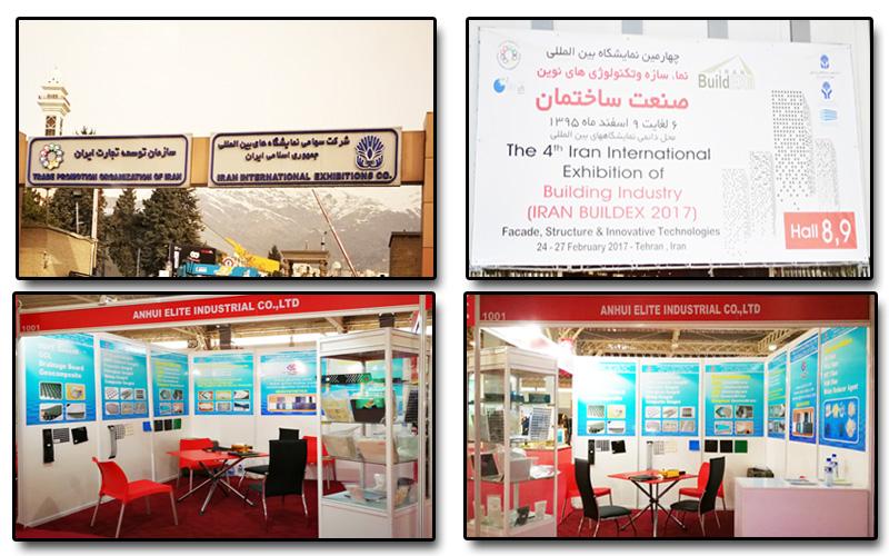 BuildEX in Iran