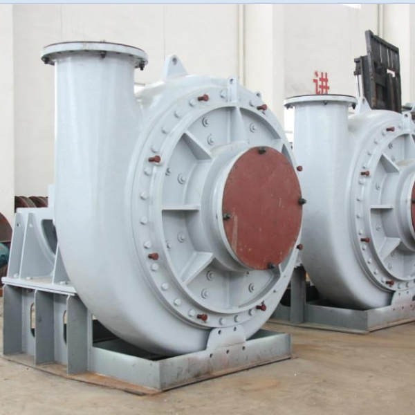 high efficiency cantilever centrifugal electric sand dredge pump