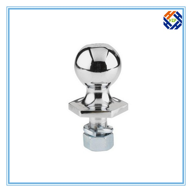 CNC Machining Part for Trailer Ball by Forging-6