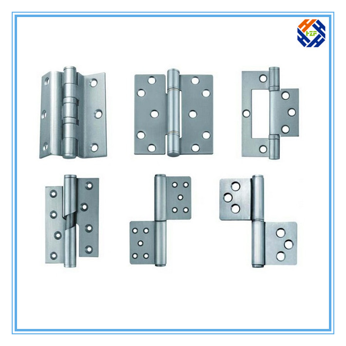 Steel Investment Casting for Door Hinges and Bolts-1