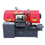 BS-5040 Horizontal metal cutting band saw