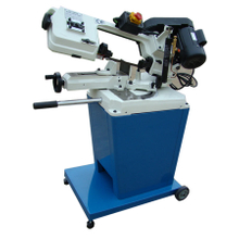 BS-128HDR Metal Cutting Bandsaws Machinery, Portable Band Saw