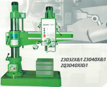 RADIAL DRILLING MACHINE Z3040X10