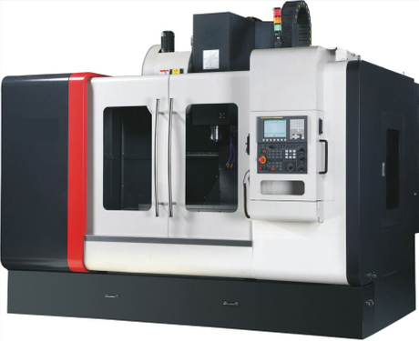 VMC1165 VERTICAL MACHINING CENTER