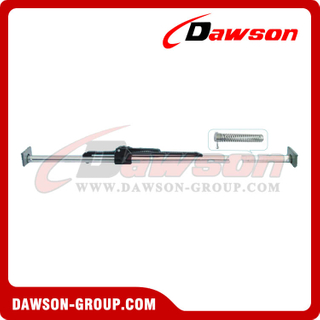 CB-202GH 2 Pieces Steel Tube Buffering Cargo Bar