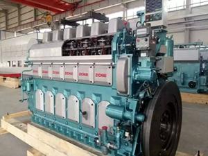 Zichai marine diesel engine