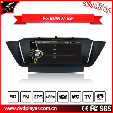 Audio Radio for BMW X1 E84 dvd player