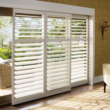 Adjustable Basswood Ventilation Jalousie Window And Door