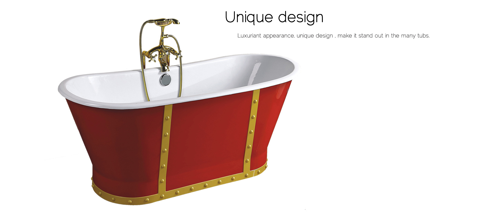 Cast iron bathtubs how to choose a cast iron bath linyi for How to choose a bathtub