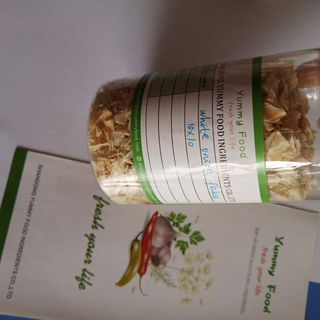 Discount wholesales China 2020crop Dry Spicy Seasoning White Onion flakes