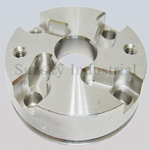 Stainless Steel Bicycle Part CNC Machining Milling Part