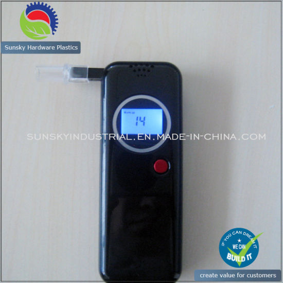 Breath Alcohol Tester with Digital LCD Display (AT60104)