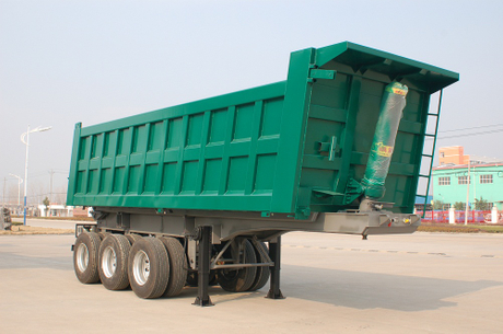 SINOTRUK 3 Axles Tipper Semi Trailer