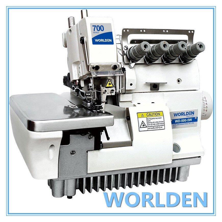 Wd-700-5W超级高速五线程数宽针测量仪Overlock设备