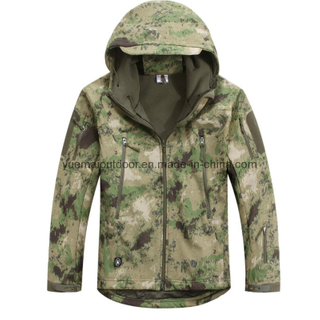 High Quality Military Softshell Jacket