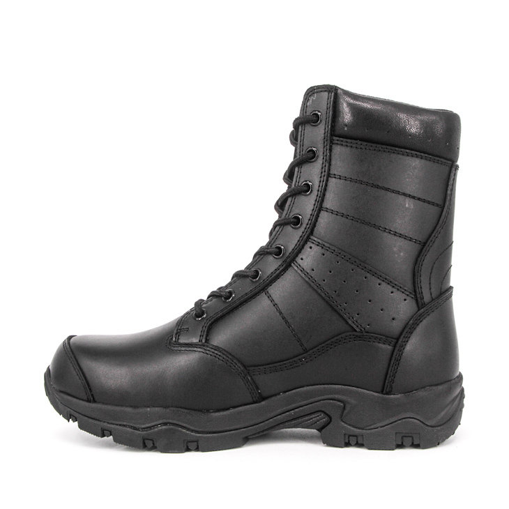 6268-2 milforce military leather boots