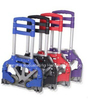 Portable Luggage Cart with Bungee Cord (HT025)