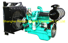 DCEC Cummins 6LTAA9.5-G3 G drive diesel engine motor for generator genset 250KW 1500RPM