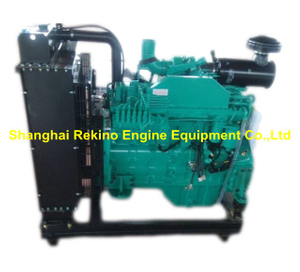 DCEC Cummins 6CTA8.3-G1 G drive diesel engine motor for generator genset 163KW 1500RPM