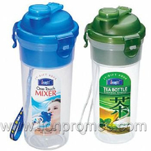 Cheap BPA Free Telecom Bank Promotional Lock Bottle