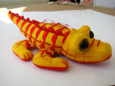 Promotional Plush Toy Crocodile
