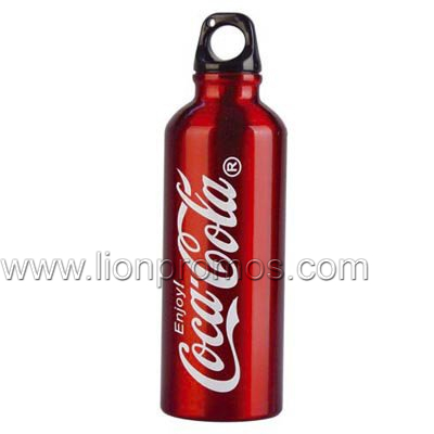 Coca Cola Promotional Gift Metal Sports Bottle