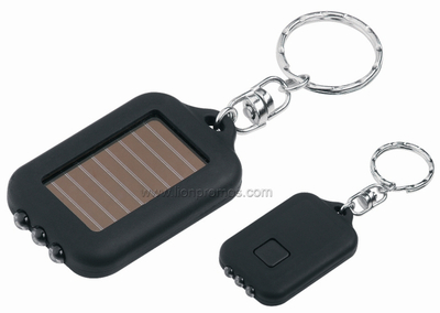 Promotional Gift Solar LED FlashLight