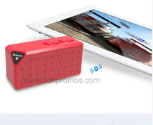 Custom Logo Promotional Gift Bluetooth Speaker with FM Raido