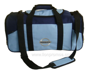 Car Logo Promotional Gift Polyester Dufel Bag