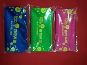 School Educational Promotional Gift Nylon Student Pen Bag