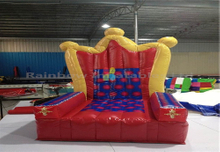 RB20007-1(2.5m)Inflatable Rainbow King chair