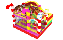 Hot Sale Inflatable Candy Playground for Outdoor And Indoor