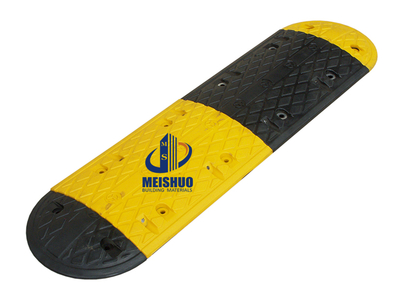 Rubber Speed Bump for Road Use