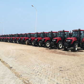 TRACTORS SHIPPED TO AFRICA