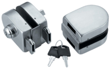 Glass door lock FS-234