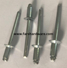 Aluminum steel countersunk blind rivet