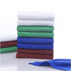 Color Car Wash Towels Microfiber Washing Drying Cleaning Cloth Towel