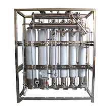 Electric Heated Multi-effect Distilled Water Machine