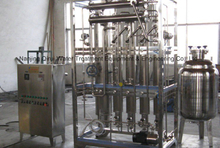 China Electric Heating Distilled Water Making Machine Manufacturer and Provider