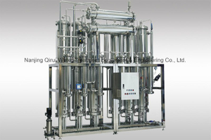 Multiple Effect Water Distillation Machine System For Pharmaceutical Use WFI