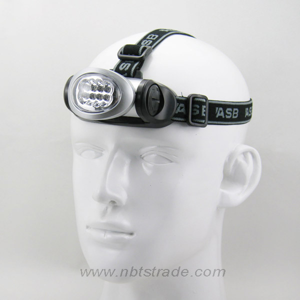 8 LED Headlight