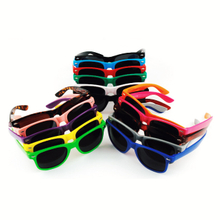 ABS Plastic Sunglass with Custom Logo for Promotion Event